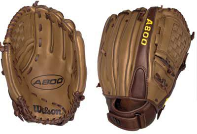 Wilson Fastpitch Softball Gloves