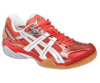 6c1a6d4ef3db Asics Gel Domain 2 Squash   Volleyball Shoes