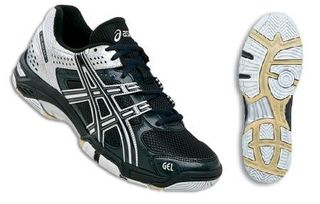 Asics Gel Rocket 5 Squash   Volleyball Men s Shoes e7ade60db