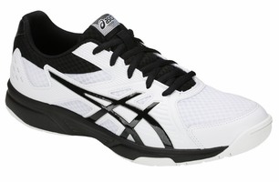 new - ASICS Gel-Upcourt 3 Men's Shoes, White/Black