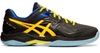 new - Asics Men's Blast FF Court Shoes, Black / Sour Yuzu