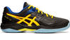 Asics Men's Blast FF Court Shoes, Black / Sour Yuzu
