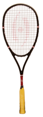 back in stock - Bancroft Executive Squash Racquet, Black