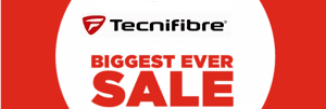 FREE Tecnifibre Backpack with purchase of selected 2 squash rackets