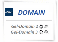 ASICS GEL-DOMAIN®