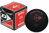 Dunlop Progress Squash Ball, 1-pack