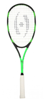 Harrow Vibe Squash Racquet, Black / Lime