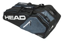 Head Core 6-rackets Bag, Black