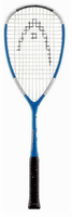 Last one - Head Liquid Metal 120 Squash Racquet