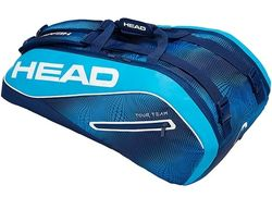 Head Tour Team 9R Supercombi Tennis Bag, Blue