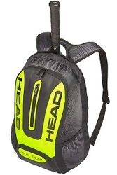 Head Tour Team Extreme Backpack, Black / Neon Yellow