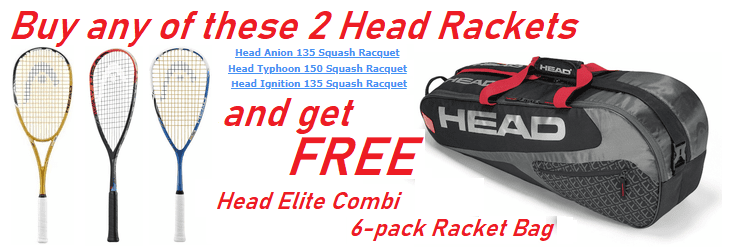 Free Head bag with purchase