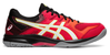 new - Asics Gel-Rocket 9 Men's Shoes, Speed Red / White
