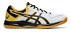 new - Asics Gel-Rocket 9 Men's Shoes, White / Black
