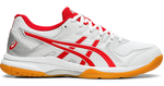 Asics Gel-Rocket 9 Women's Shoes, White / Red