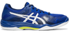 new - ASICS Gel-Tactic 2 Women's - UNISEX Court Shoes, Blue / White