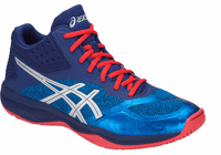 new - Asics Netburner Ballistic FF MT Court Shoes, Blue