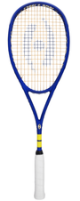 new color - Harrow Vapor Squash Racquet, Royal / Yellow