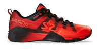 new color - Salming Kobra 2 Men's / Unisex Court Shoes, Lava Red / Black