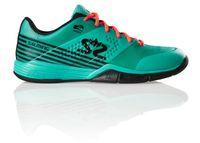 new color - Salming Viper 5 Men's Shoes, Turquoise / Black