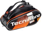 Tecnifibre Air Endurance 9-Racket Bag, Orange