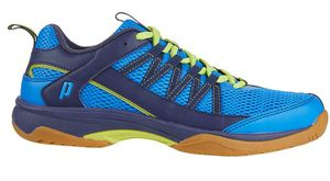 new - Prince Vortex Men's Shoes, Navy/Royal/Green