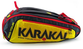 Karakal Pro Tour Comp, 9 Racket Bag