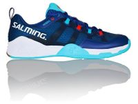 Salming Kobra 2 Men's / Unisex Court Shoes, Limoges Blue/Blue Atol