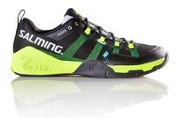 Salming Kobra Men's Court Shoes, Black / Yellow