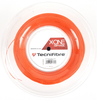 Tecnifibre X-One Biphase Squash String, 18 g, Orange, REEL