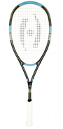 Harrow Stealth Squash Racquet, Black / Grey
