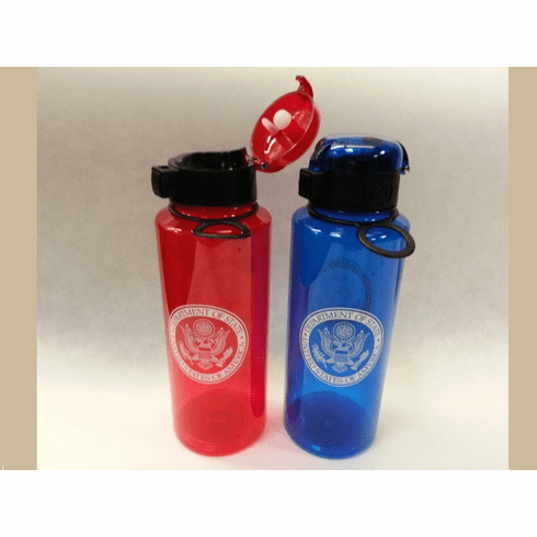 DOS Water Bottle