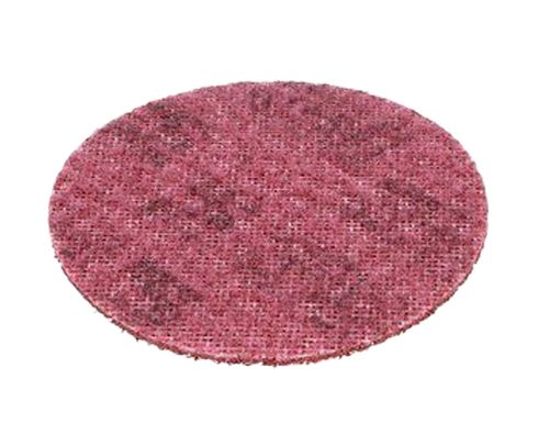 "3M™ 048011-00643 Scotch-Brite™ SC-DH Maroon 5"" Medium Grade Surface Conditioning Disc"