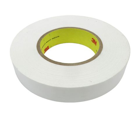 """3M™ 021200-14392 Scotch® 666 Clear 3.8 Mil Removable Repositionable Tape - 1"""" x 72 Yard Roll"""