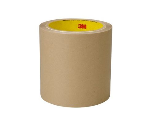 """3M� 021200-67796 Clear 9500PC Double 5.6 Mil Coated Tape - 1"""" x 36 Yard Roll"""