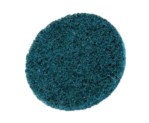 "3M™ 048011-04277 Scotch-Brite™ SC-DH Blue 3"" Very Fine Aluminum Oxide Hook and Loop Disc"