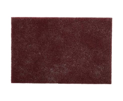 "3M� 048011-04229 Scotch-Brite� 7447 Maroon 6"" X 9"" Very Fine Hand Pad"