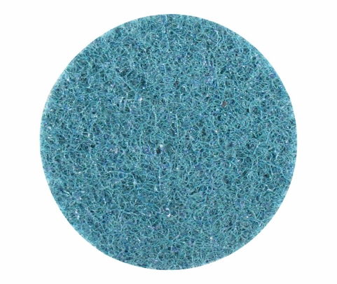 "3M™ 048011-05523 Scotch-Brite™ Roloc™ Sc-Dr Blue 2"" Very Fine Surface Conditioning Disc"