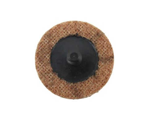 "3M™ 048011-05528 Scotch-Brite™ Roloc™ Sc-Dr Brown 2"" Coarse Surface Conditioning Disc"