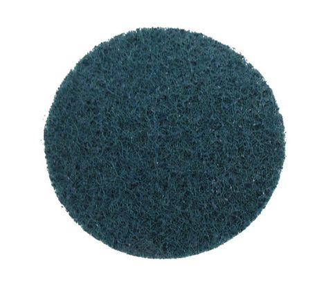 "3M™ 048011-05530 Scotch-Brite™ Roloc™ Sc-Dr Blue 3"" Very Fine Surface Conditioning Disc"