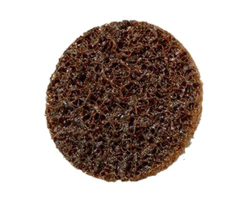 "3M™ 048011-08764 Scotch-Brite™ Roloc™ Sc-Dr Brown 1 1/2"" Coarse Surface Conditioning Disc"