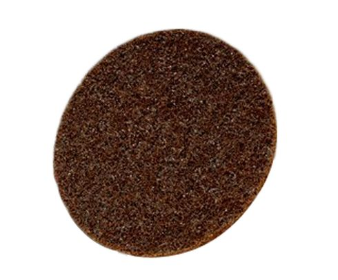 "3M™ 048011-13237 Scotch-Brite™ Roloc™ Sc-Dp Brown 2"" Coarse Surface Conditioning Disc"