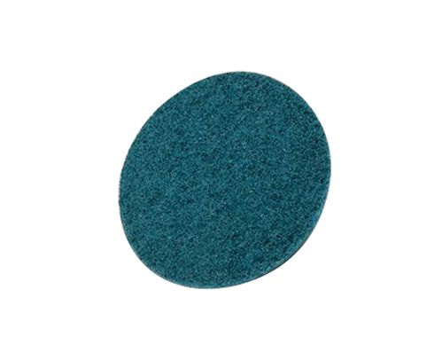 "3M™ 048011-13239 Scotch-Brite™ Roloc™ Blue TP, 2"" x NH A Very Fine Surface Conditioning Disc"
