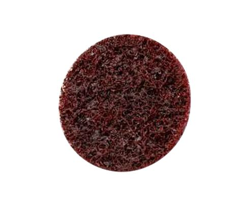 "3M™ 048011-13254 Scotch-Brite™ Roloc™ Sc-Ds Maroon 2"" Medium Surface Conditioning Disc"