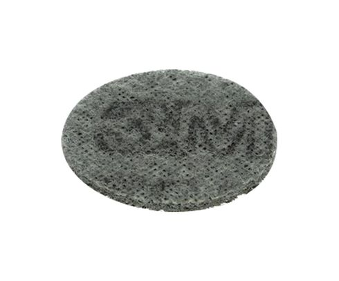 "3M™ 048011-13256 Scotch-Brite™ Roloc™ SC-DS Grey 2"" Super Fine Surface Conditioning Disc"