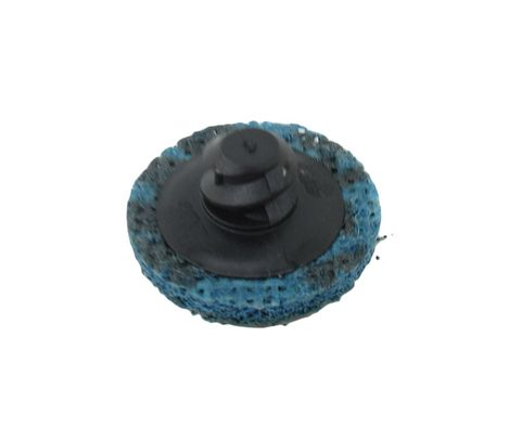 "3M™ 048011-15391 Scotch-Brite™ Roloc™ Sc-Dr Blue Very Fine 1"" Surface Conditioning Disc"