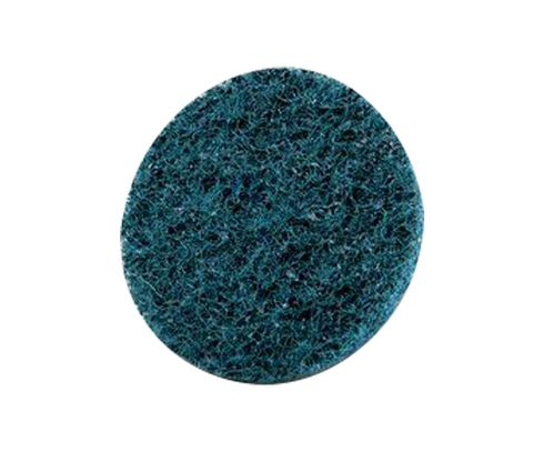 "3M™ 048011-16506 Scotch-Brite™ Roloc™ Sc-Ds Blue 1"" Very Fine Surface Conditioning Disc"