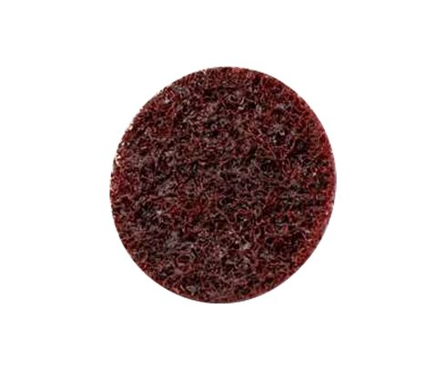 "3M™ 048011-16507 Scotch-Brite™ Roloc™ Sc-Ds Maroon 1"" Medium Surface Conditioning Disc"
