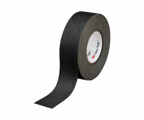 "3M� 048011-19223 Safety-Walk� 610 Black Slip-Resistant General Purpose Tapes & Treads - 4"" x 60' Roll"