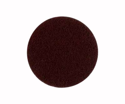"3M™ 048011-29293 Scotbrit™ Hookit™ Maroon 6"" Very Fine Production Clean and Finish Disc - 40 Discs/Case"